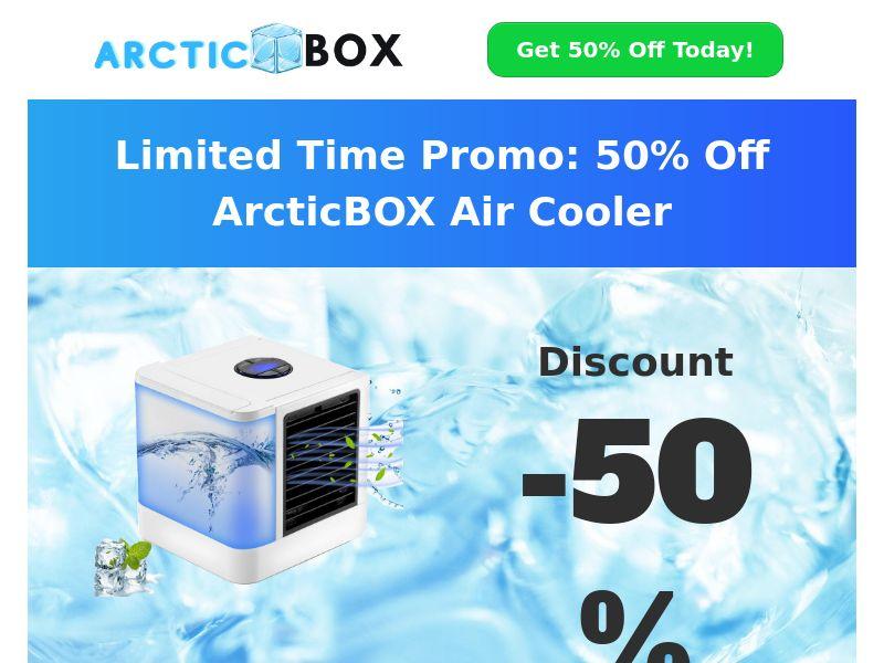 Artic Box (CPA) (US)