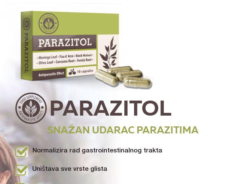 Parazitol HR - anti-parasite product