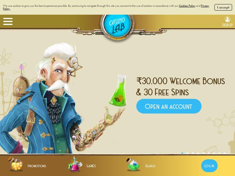 Casinolab.com CPA - India