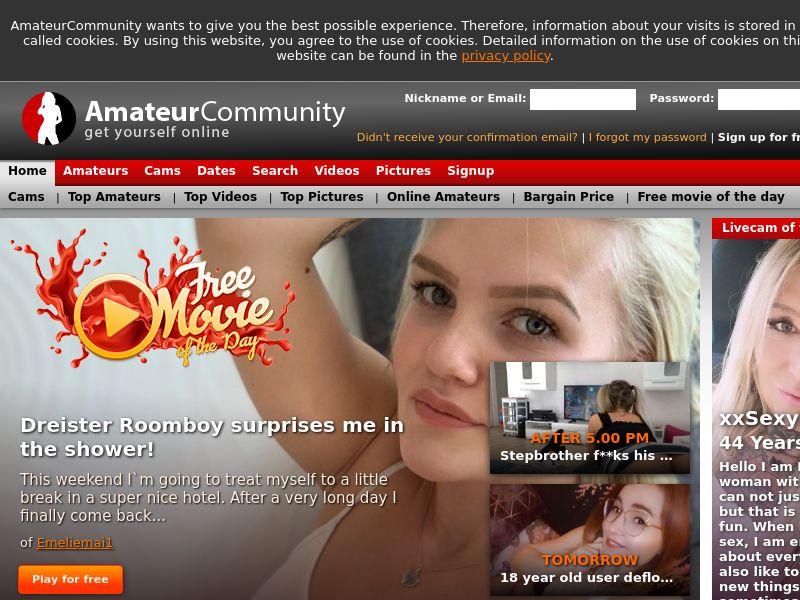 Amateurcommunity SOI WEB (DE,AT,CH) (private)
