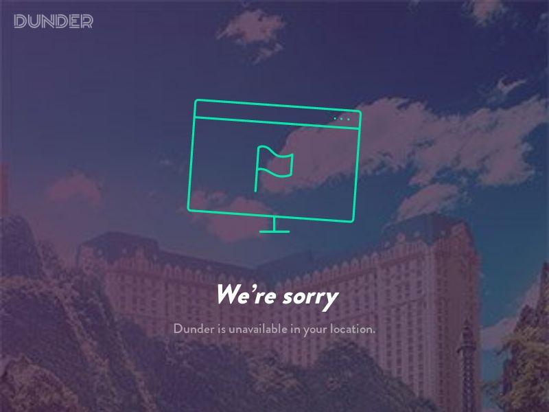 Dunder.com Casino CPA - CA & NZ