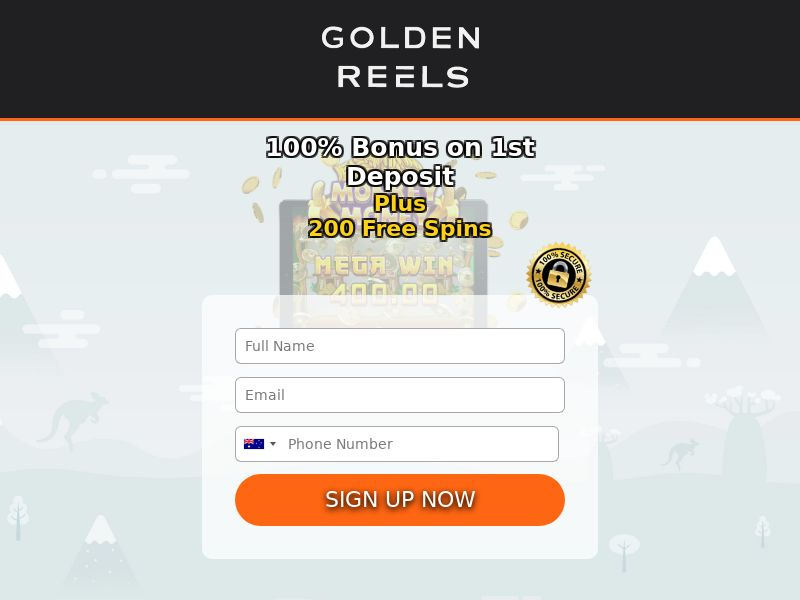 Golden Reel- CPA | AU