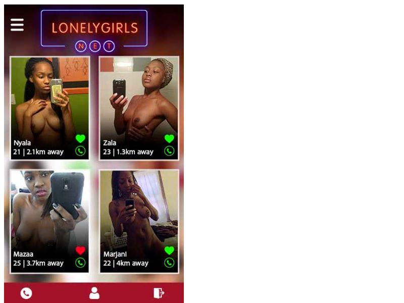 Lonely Girls Net WIFI