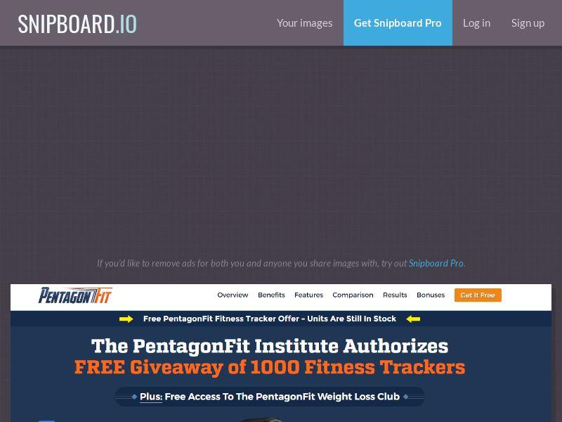 40347 - US - CA - UK - AU - NZ - PentagonFit for Free - Trial - CC submit