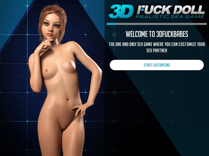 3DFuckDolls (MultiGeo), [CPS], For Adult, Content +18, Sell