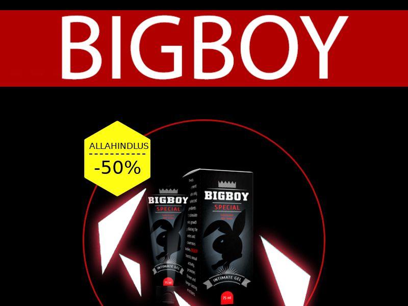 Bigboy EE - penis enlargement cream