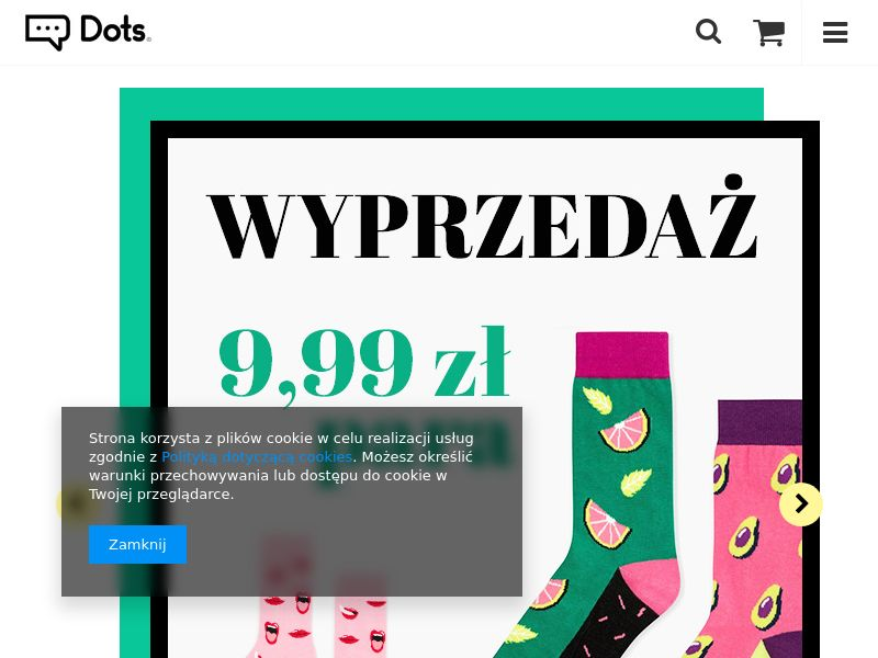 DOTS - PL (PL), [CPS], Fashion, Clothes, Accessories and additions, Accessories, Sell, shop, gift