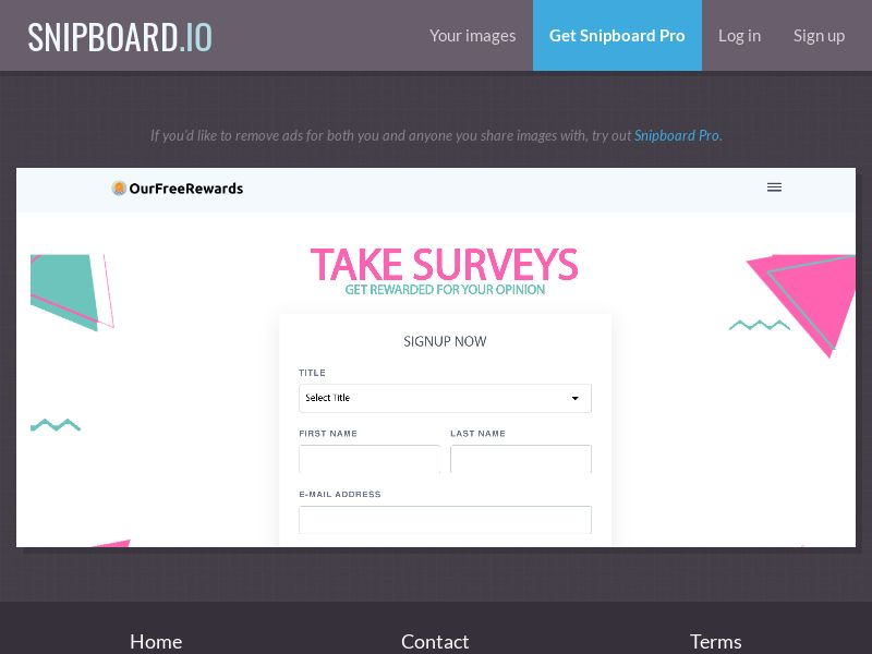 40081 - US - OurFreeRewards.com - GET REWARDED FOR YOUR OPINION - DOI