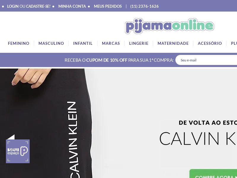 Pijama Online BR CPS