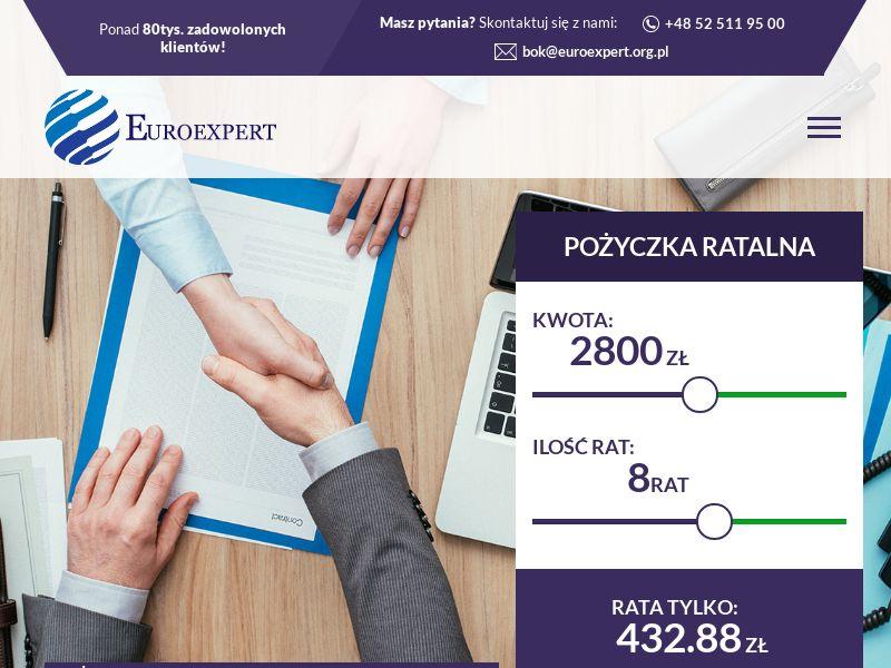 PL- wnioski.euroexpert.org.pl -CPS