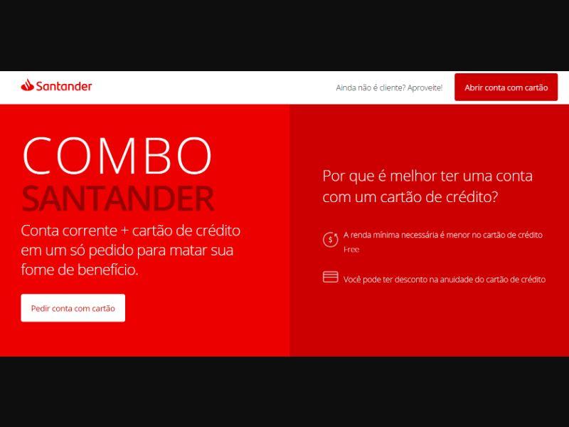 Santander Special Offer [BR] - CPL
