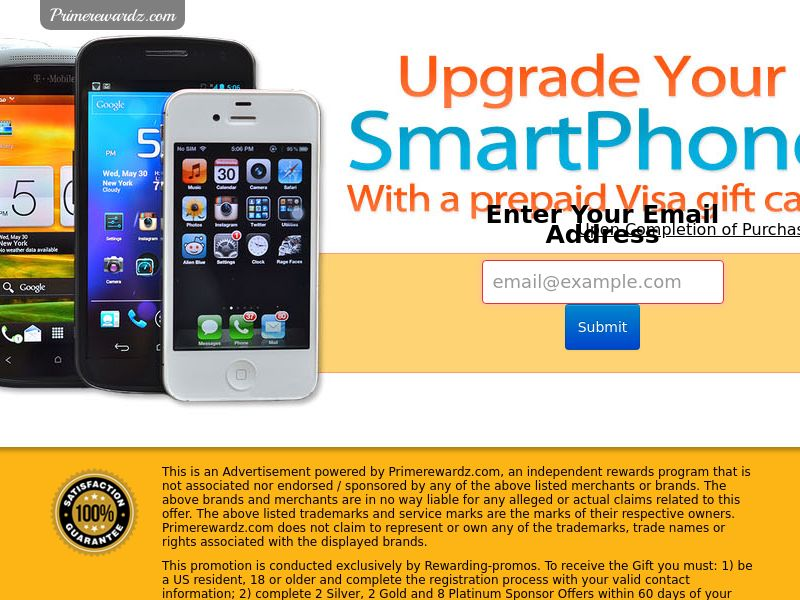 Upgrade Your Smartphone - US