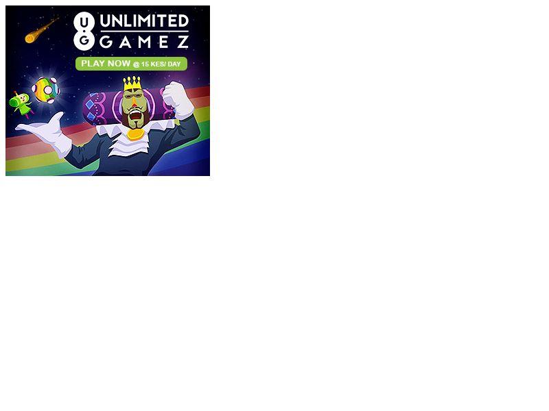 Ulimited Gamez Safaricom