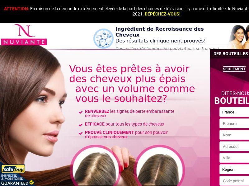 Nuviante LP02 Step1 - FRENCH - (Hair)