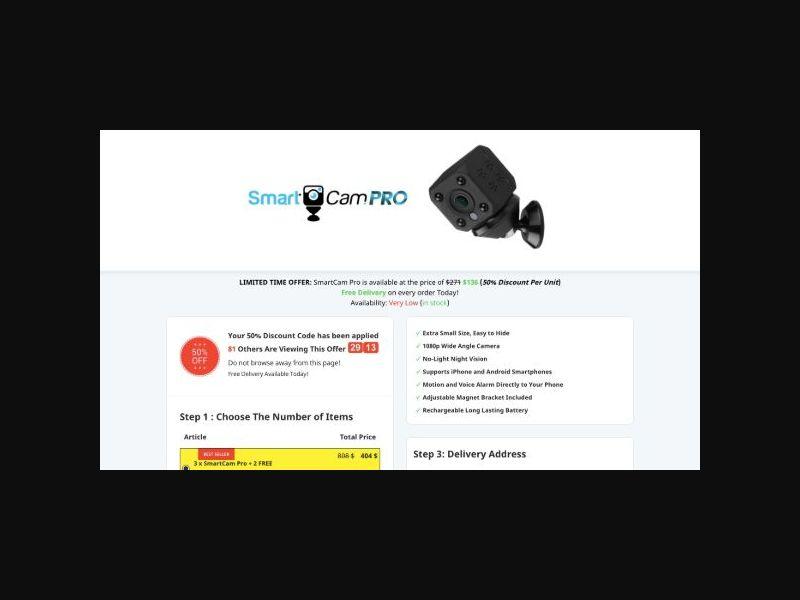 SmartCam Pro
