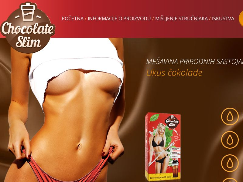 Chocolate slim - DE, AT