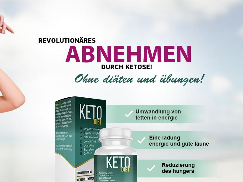 KETO DIET DE - weight loss treatment