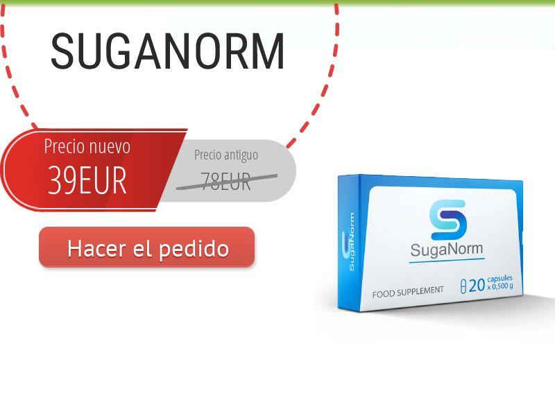 SugaNorm ES - sugar control supplement