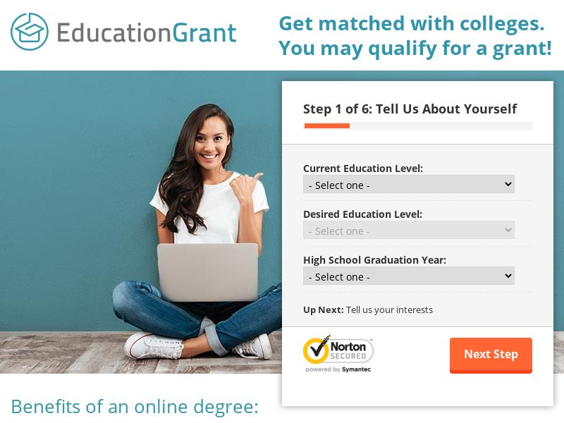 Online Education Grants