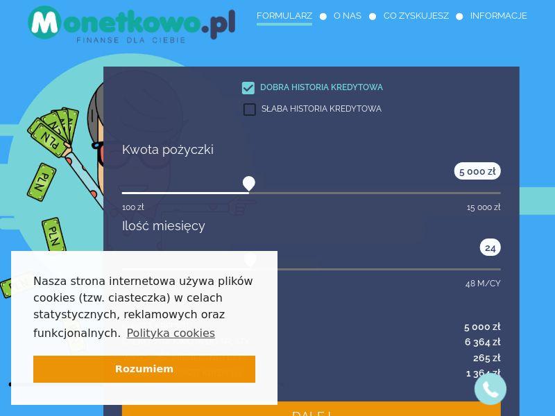 Monetkowo - PL (PL), [CPL], Business, Loans, Long term loans, loan, money, credit