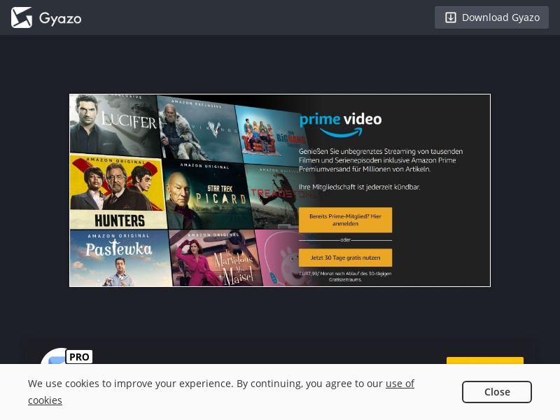 Amazon Prime Video DE   SOI