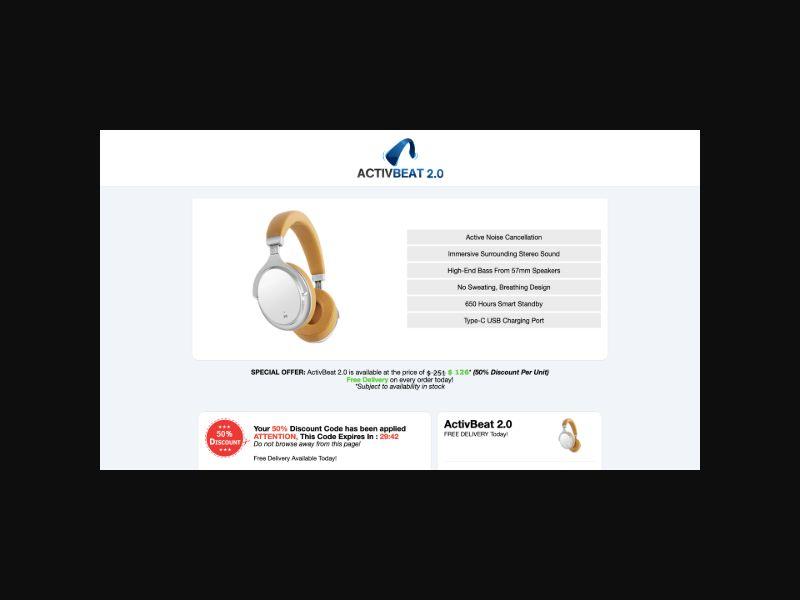 ActiveBeat 2.0 (CPS) Worldwide