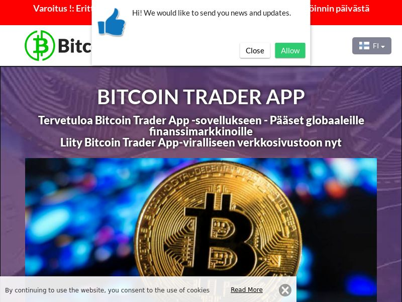 The Bitcoin Trader Finnish 2393