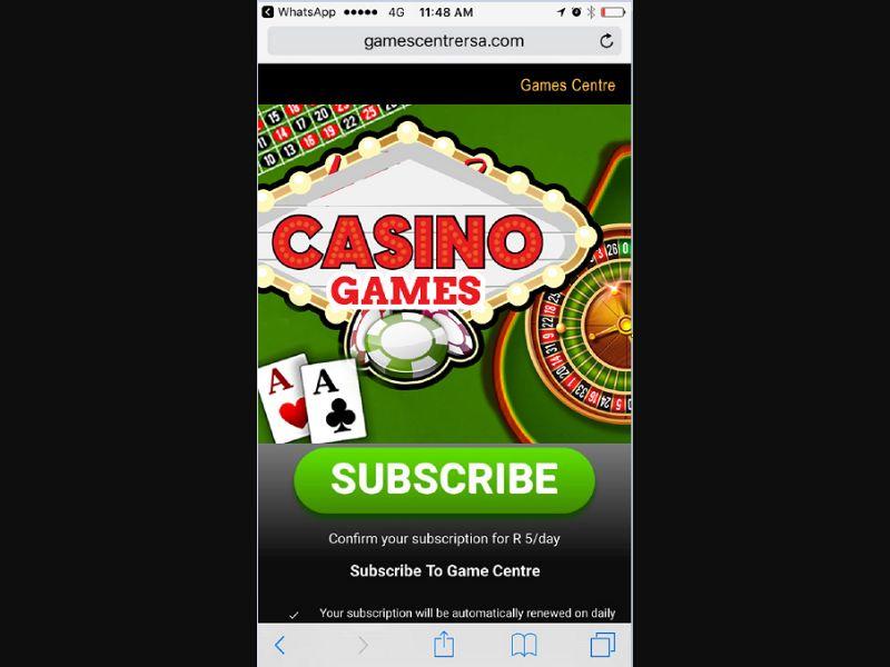 Casino Game (ZA)