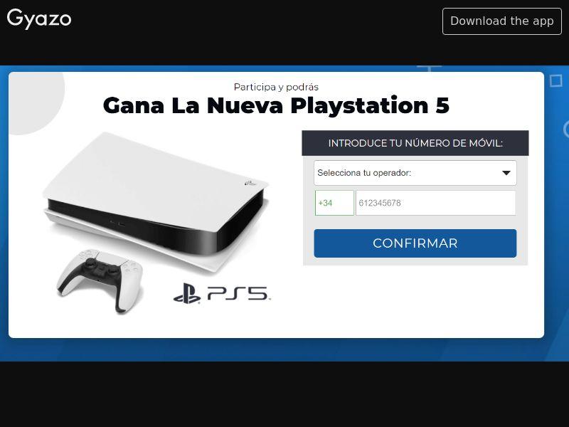 Playstation 5 PT | PIN Flow