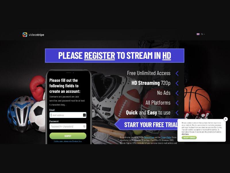 Videostripe_Sportphone [WW] - CC Submit