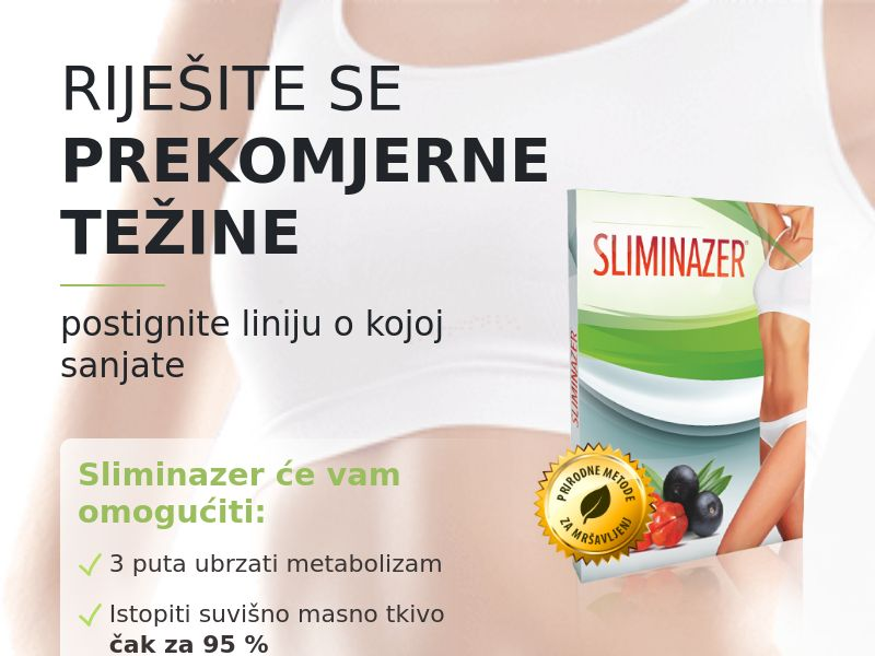 Sliminazer - HR (HR), [COD], Health and Beauty, Supplements, Sell, Call center contact, coronavirus, corona, virus, keto, diet, weight, fitness, face mask