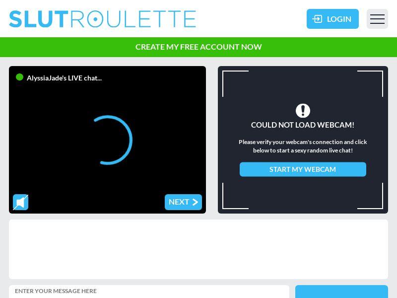 Slut Roulette - DOI - Desktop