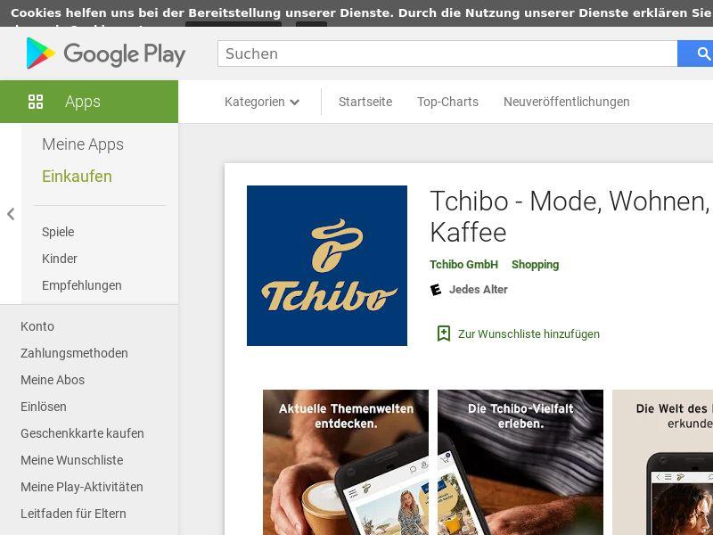 10811 - Tchibo Android - DE (Appname + GAID)