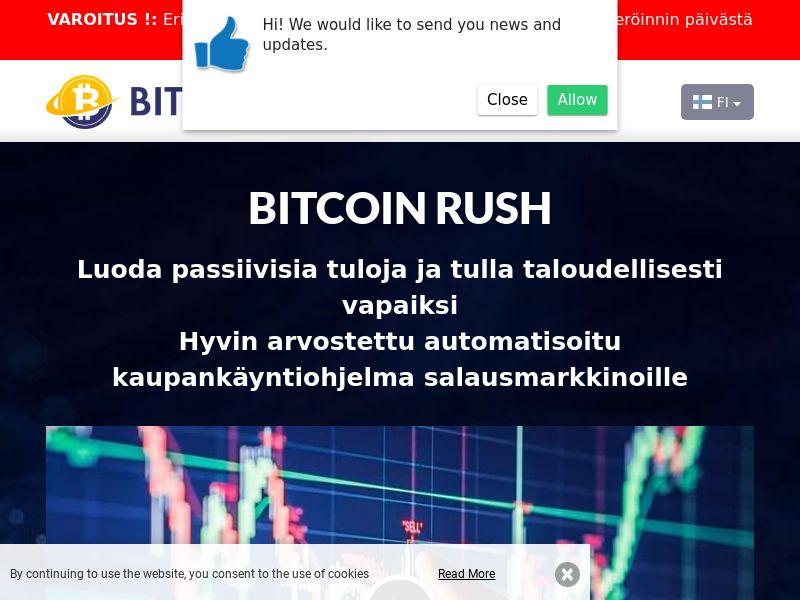 Bitcoin Rush Finnish 2115