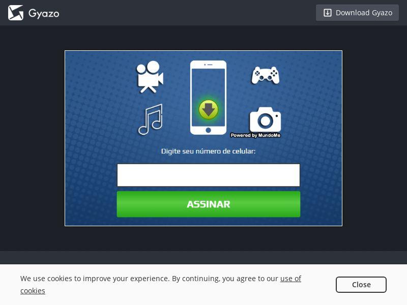 Go4Content Download BR | 1-Click/Captcha - Incent Allowed