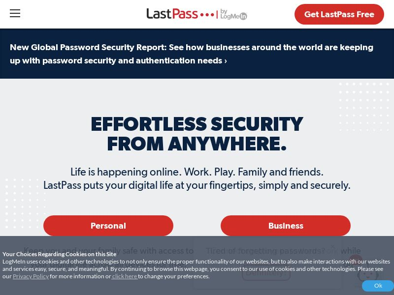 LastPass - Simplify Your Life - Purchase a plan | US