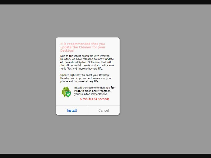 Virus Hunter 2020 Prelander [BT,EH,TL,UZ,IN] - CPI