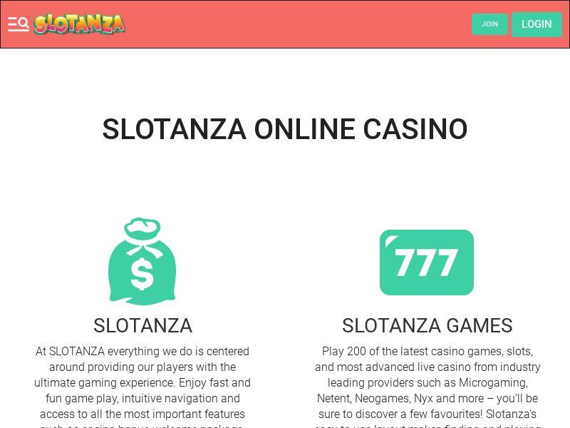 Slotanza - NL (NL), [CPA], Gambling, Casino, Deposit Payment, million, lotto