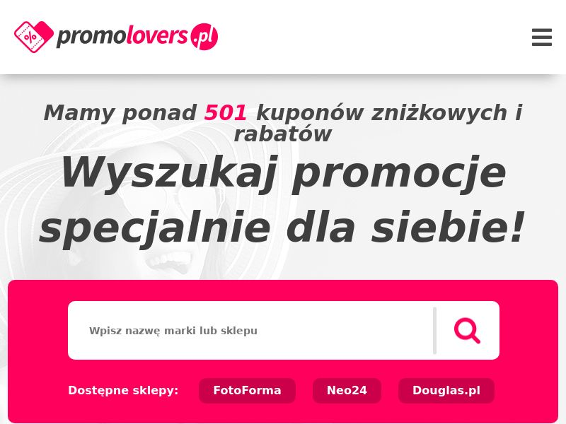 Promolovers.pl (PL), [CPS], Fashion, Clothes, Shoes, Accessories and additions, Accessories, Jewelry, Presents, Health and Beauty, Cosmetics, Food, House and Garden, For children, Furniture, Household items, Animals, Home decoration, Garden, Building, Appliances and Electronics, Hardware, Telephones and accessories, Audio and video, Household goods, Transport and Travel, Accommodation, Tours, Transport, Motoring, Car parts, Car accessories, Sport & Hobby, Sell, shop, gift, coronavirus, corona, virus, keto, diet, weight, fitness, face mask, holiday, moto