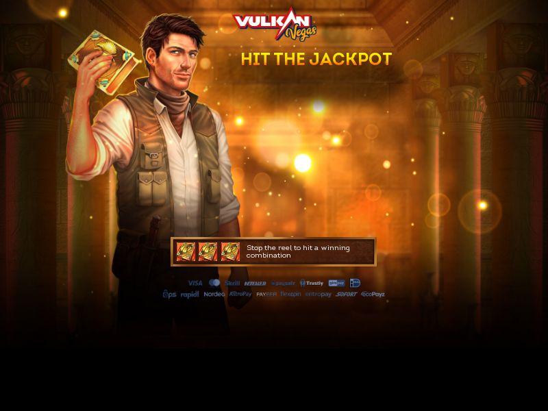 Vulkan Vegas Online Casino (Hit the Jackpot) - NZ CA