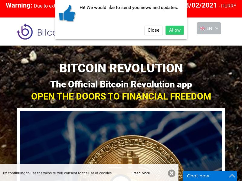Bitcoin Revolution - AU (AU), [CPA], Business, Investment platforms, Cryptocurrencies, Deposit Payment, bitcoin, cryptocurrency, finance, money