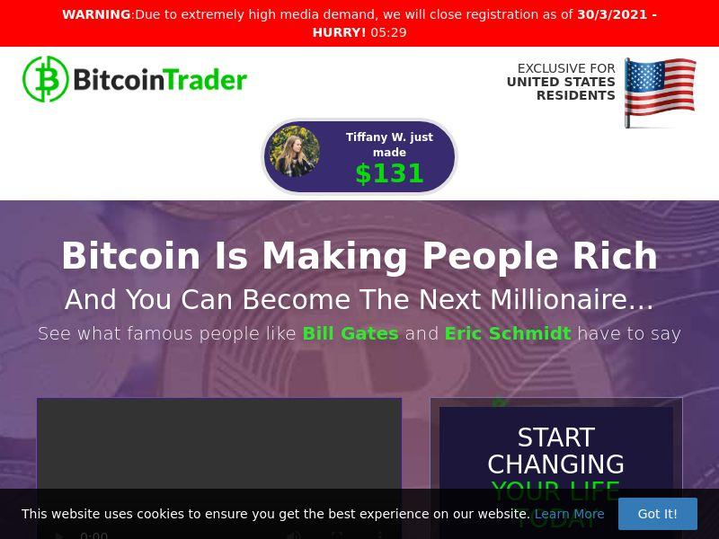 Bitcoin Trader - v5