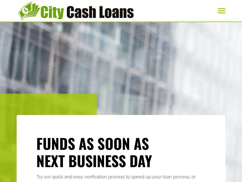 City Cash Loans