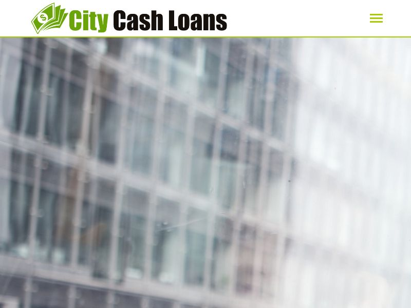 City Cash Loans (US) (CPL) (Personal Approval)