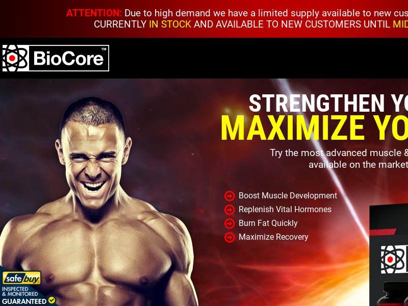 BioCore - EN INTL - ALL - (Muscle)
