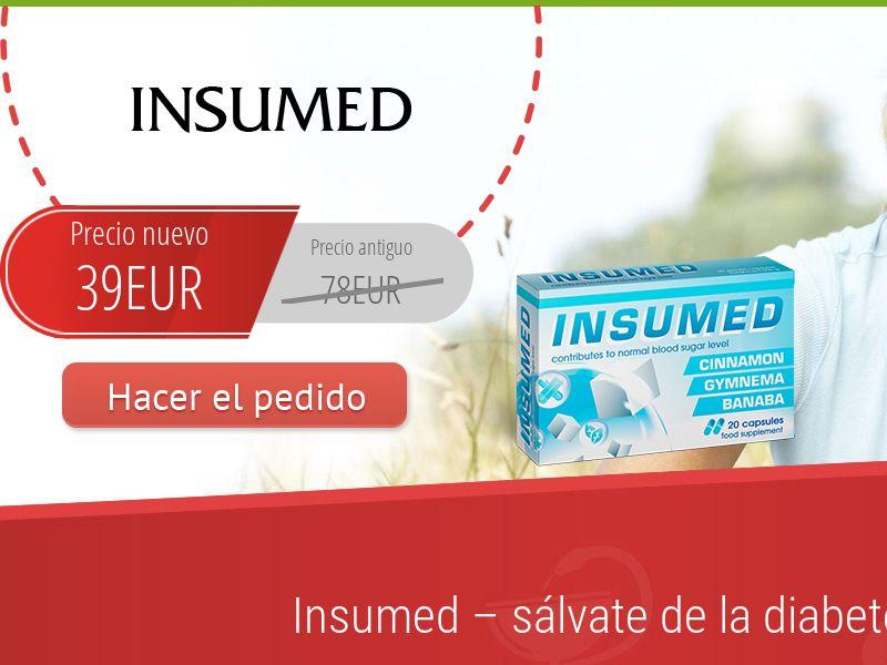 Insumed ES - sugar control supplement