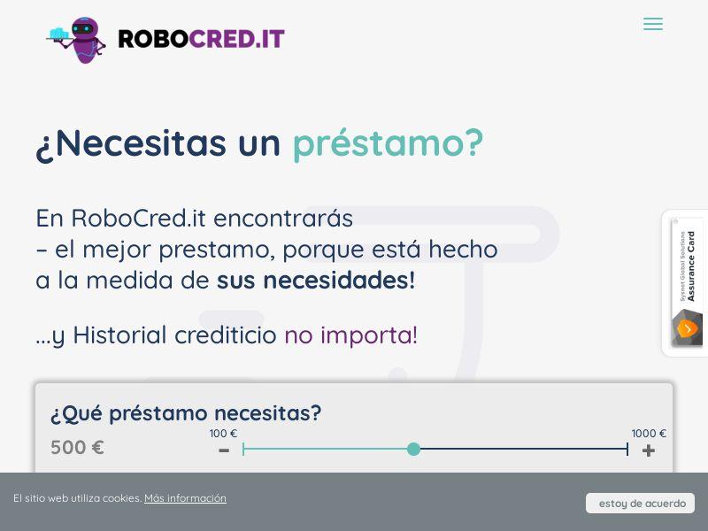 RoboCredit ES CPL