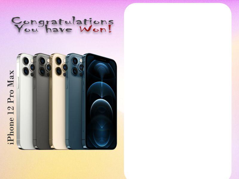 iPhone 12 Pro SS
