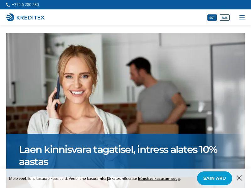kreditex.ee