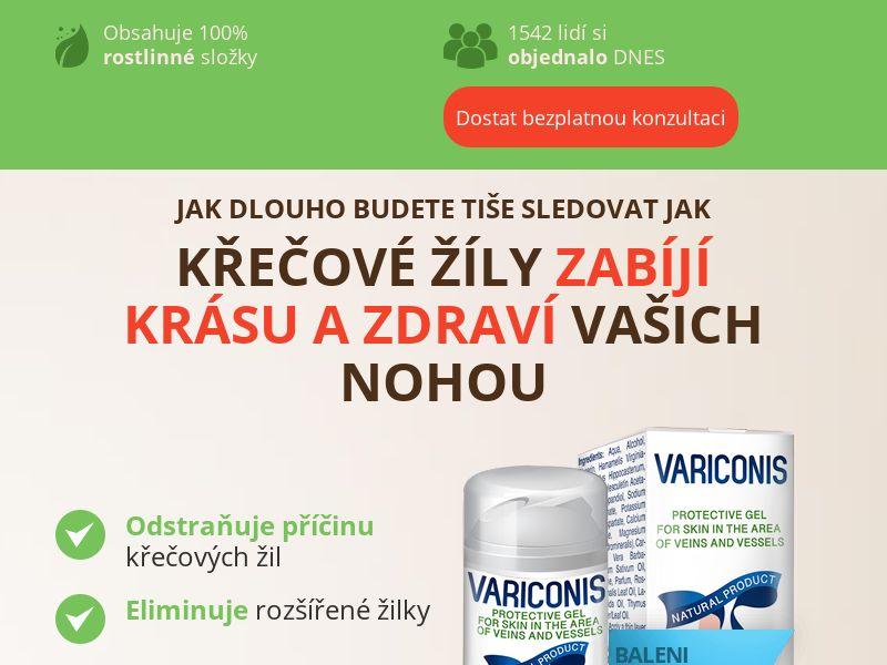 Variconis - COD - [CZ]